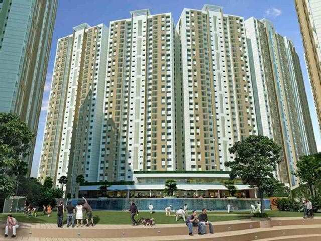 2 BHK Flats & Apartments for Sale in Kolshet Road, Thane - 886 Sq.ft.