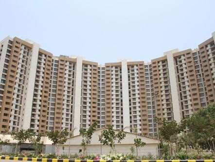 2 BHK Flats & Apartments for Sale in Kolshet Road, Thane - 882 Sq. Feet