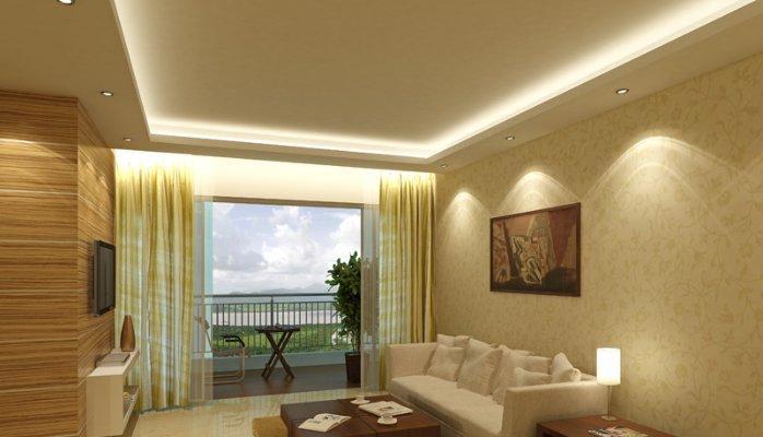 1 BHK Flats & Apartments for Sale in Kolshet Road, Thane - 693 Sq. Feet