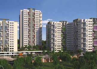 2 BHK Flats & Apartments for Sale in Pune - 867 Sq. Feet