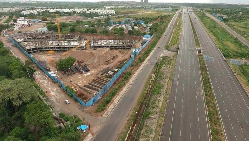 2 BHK Flats & Apartments for Sale in Gachibowli, Hyderabad - 1270 Sq. Feet