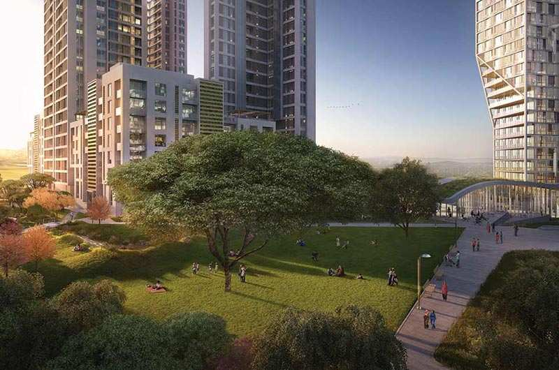 2 BHK Flats & Apartments for Sale in Balkum, Thane - 824 Sq.ft.