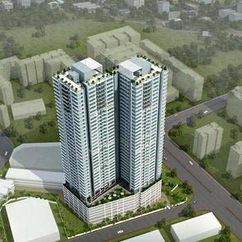 2 BHK 709 Sq.ft. Residential Apartment for Sale in Goregaon West, Mumbai