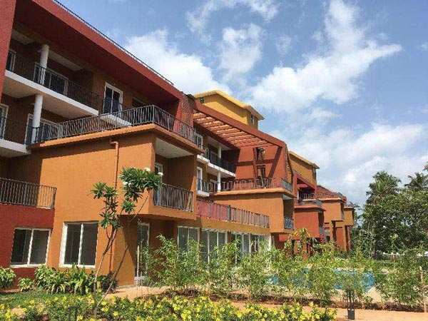 3 BHK Flats & Apartments for Sale in Old Goa - 148 Sq. Meter