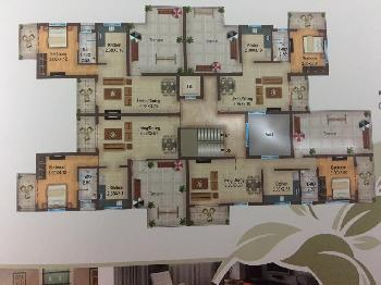 2 BHK 98.44 Sq. Meter Residential Apartment for Sale in Mapusa, Goa