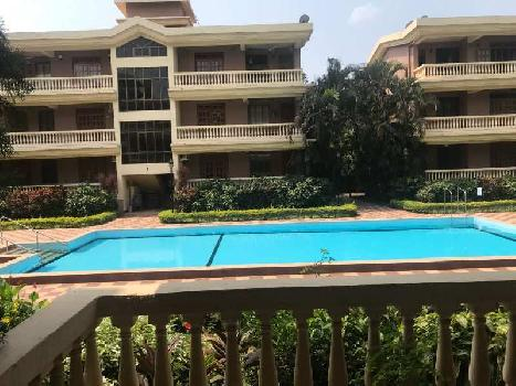 2 BHK 122 Sq. Meter Residential Apartment for Sale in Candolim, Goa