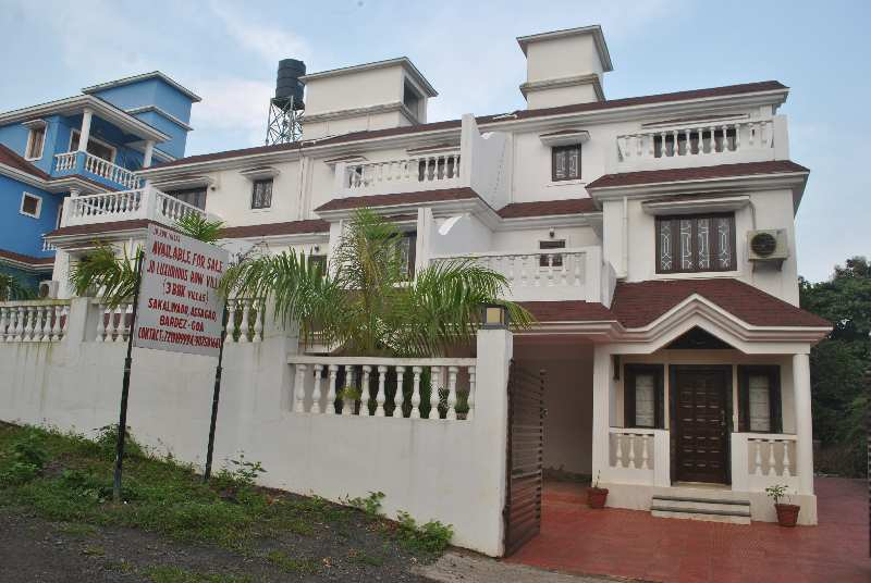 3 bhk independent houses villas for sale in assagaon, goa - 185 sq. meter