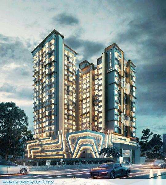 2 BHK Flats & Apartments for Sale in Goregaon, Mumbai - 1 Acre