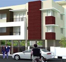 2 BHK 860 Sq.ft. Residential Apartment for Sale in Pallikaranai, Chennai