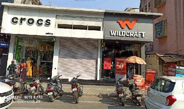 780 Sq.ft. Commercial Shop for Rent in Dharampeth, Nagpur