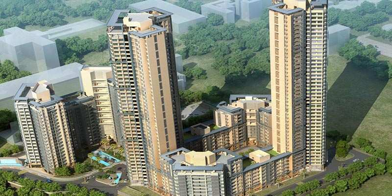 2 BHK Flats & Apartments for Sale in Borivali, Mumbai - 1238 Sq.ft.