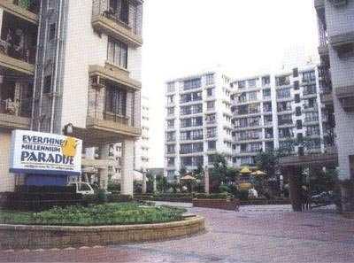 1 BHK Flats & Apartments for Sale in Thakur Village, Mumbai - 535 Sq. Feet