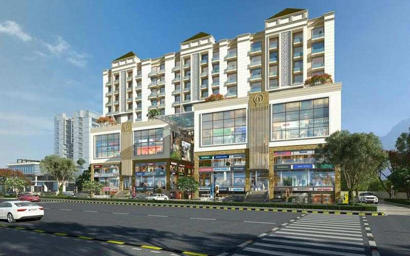 Showrooms for Sale in Zirakpur - 1000 Sq. Feet