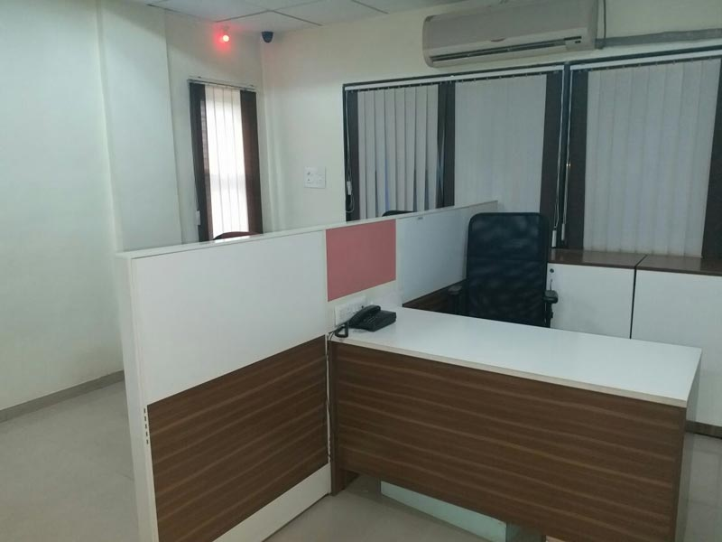 1500 Sq. Feet Office Space for Rent in Nashik - 1500 Sq. Feet