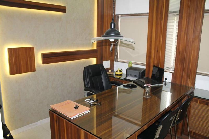 1500 Sq. Feet Office Space for Rent in Nashik - 1500 Sq.ft.