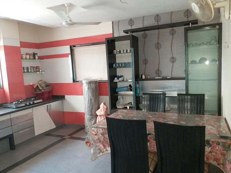 3 BHK Flats & Apartments for Rent in Gangapur Road, Nashik - 1700 Sq.ft.