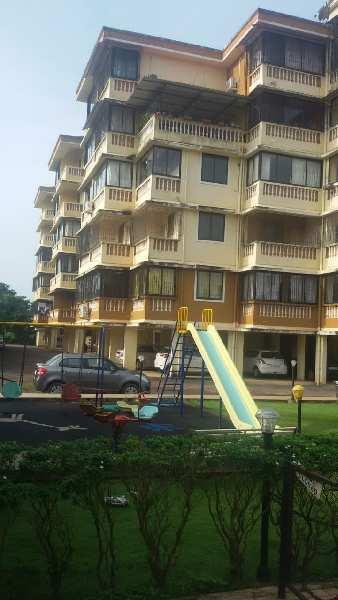 2 BHK 1050 Sq.ft. Residential Apartment for Sale in Gogol, Margao
