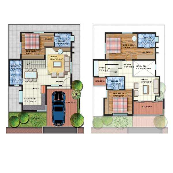 1200 Sq Feet Bungalow Available For Sale Rei170091