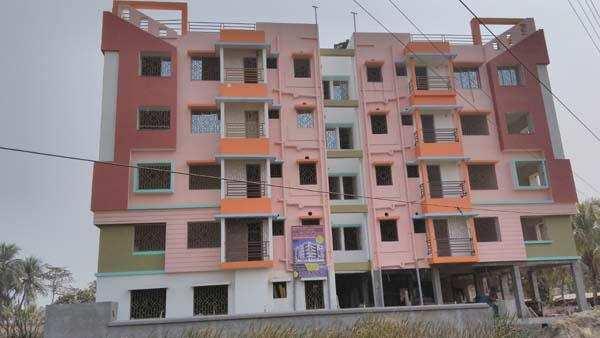3 BHK 792 Sq.ft. Residential Apartment for Sale in Tamluk, Medinipur