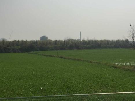 120000 Sq. Yards Industrial Land for Sale in Gejha road Meerut