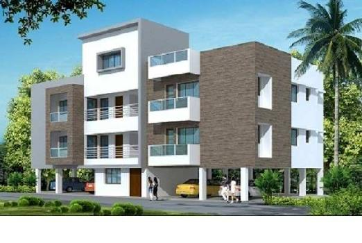 2 BHK 1055 Sq.ft. Residential Apartment for Sale in Tambaram, Chennai