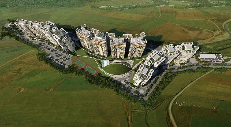 2 BHK Flats & Apartments for Sale in Kalinganagar, Bhubaneswar - 1325 Sq.ft.