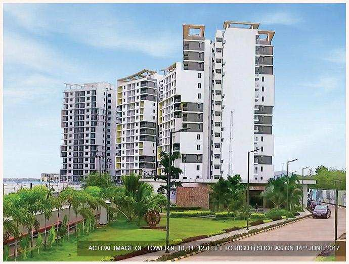 3 BHK Flats & Apartments for Sale in Kalinganagar, Bhubaneswar - 1613 Sq.ft.