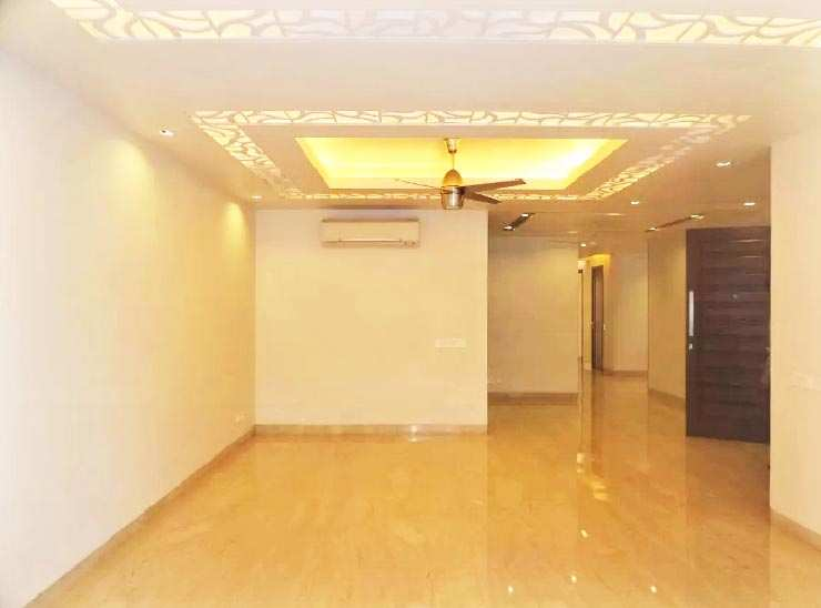 4 BHK Builder Floor for Sale in S.D.A, South Delhi - 4500 Sq. Feet