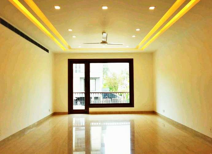 4 BHK Builder Floor for Rent in Panchsheel Park, South Delhi - 4500 Sq. Feet