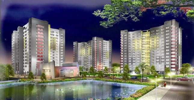 3 BHK Flats & Apartments for Sale in Tangra, Kolkata - 1613 Sq. Feet