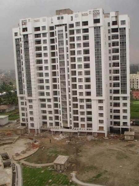 3 BHK Flats & Apartments for Sale in New Town, Kolkata - 1515 Sq. Feet