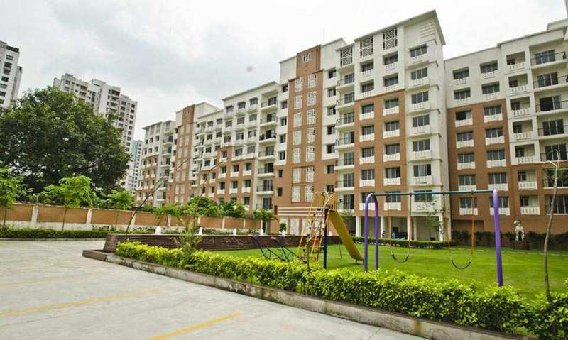 3 BHK Flats & Apartments for Sale in New Town, Kolkata - 2061 Sq. Feet