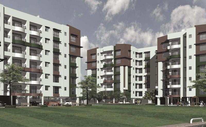 3 BHK Flats & Apartments for Sale in Rajarhat, Kolkata - 1365 Sq. Feet