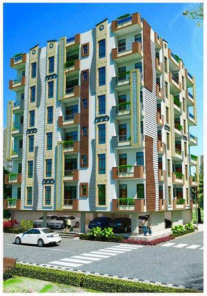 1 BHK Builder Floor for Sale in Sector 121, Noida - 500 Sq. Yards