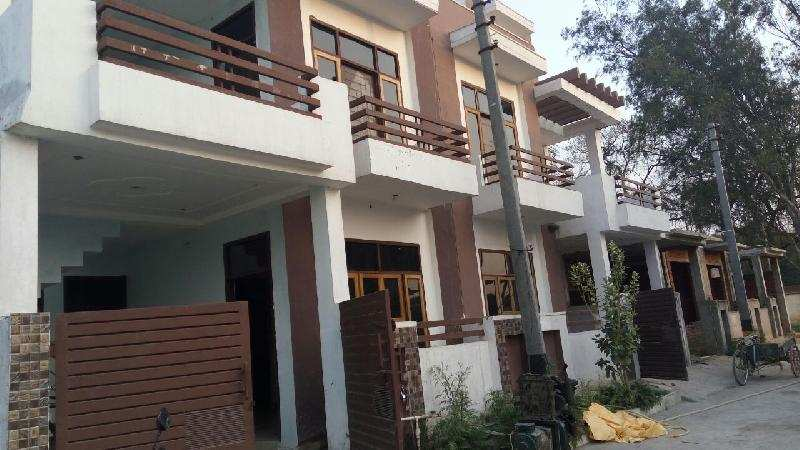 2 BHK Individual House for Sale in Lucknow - 1058 Sq. Feet