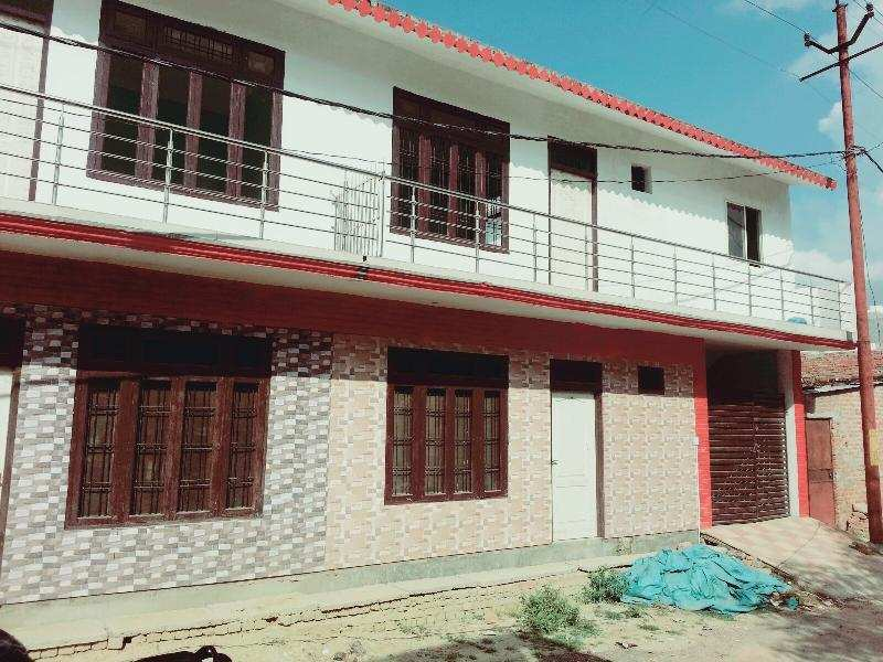 2 BHK Individual House for Sale in Indira Nagar, Lucknow - 800 Sq. Feet