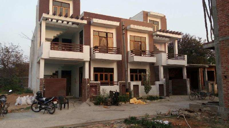 2 BHK Individual House for Sale in Raibareli Road, Lucknow - 1058 Sq. Feet