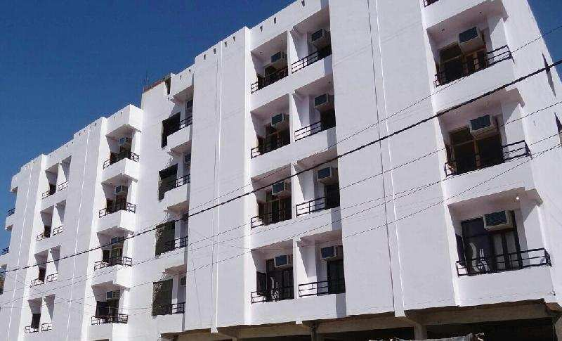1 BHK Flats & Apartments for Sale in Faizabad Road, Lucknow - 371 Sq. Feet