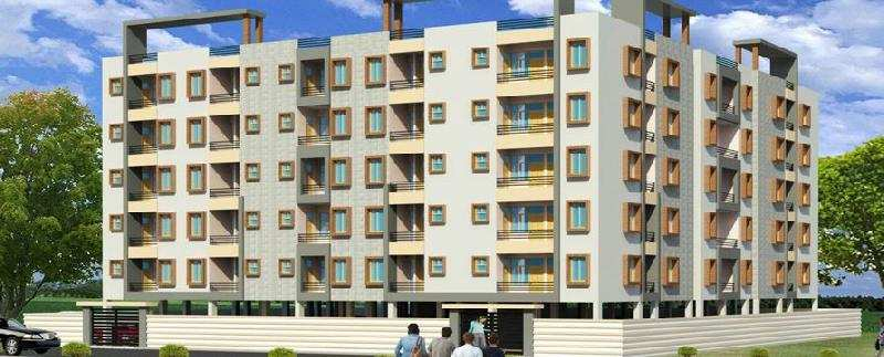 1 BHK Flats & Apartments for Sale in Faizabad Road, Lucknow - 376 Sq. Feet