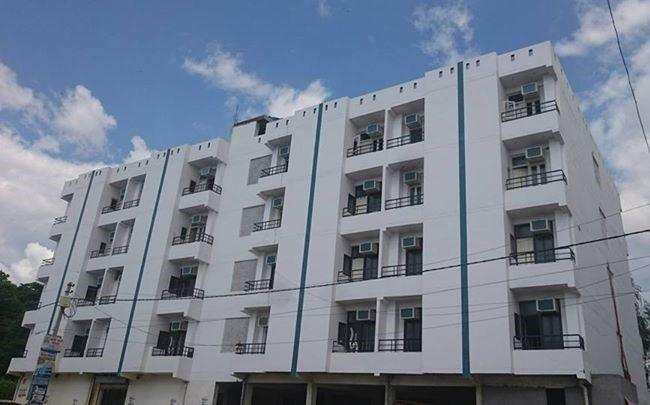 1 BHK Flats & Apartments for Sale in Faizabad Road, Lucknow - 415 Sq. Feet