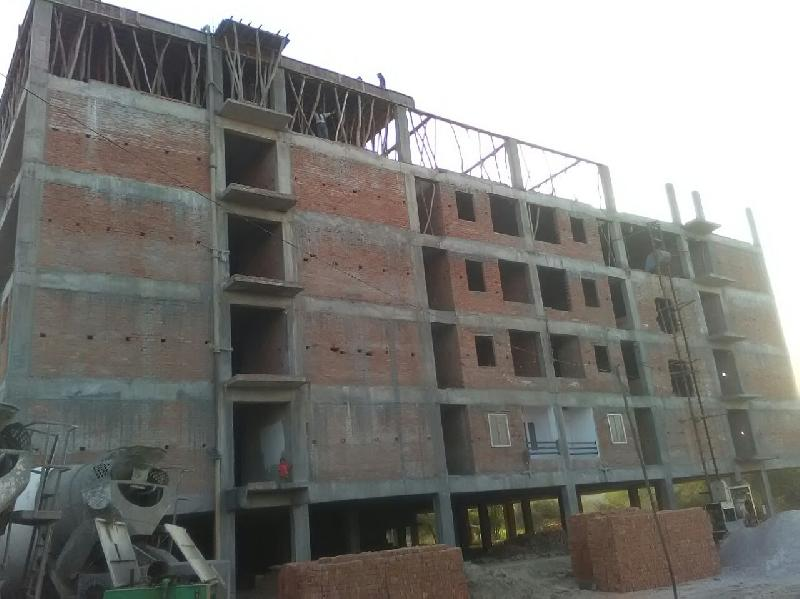 1 BHK Flats & Apartments for Sale in Faizabad Road, Lucknow - 376 Sq.ft.